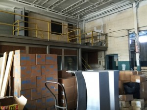 Warehouse to Brewery